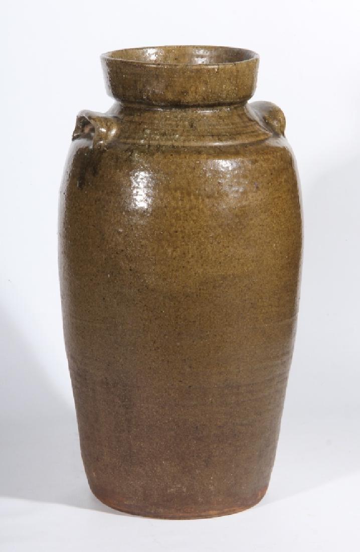 Southern Stoneware Churn