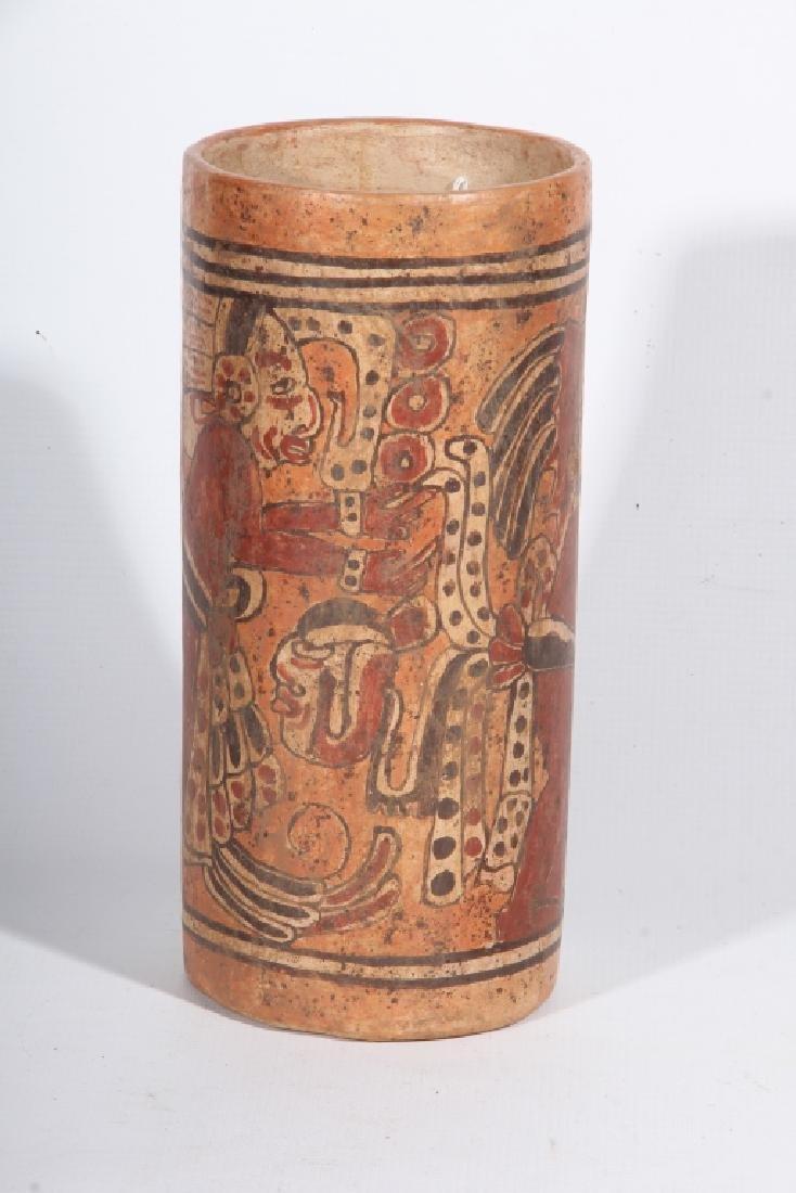 Antique Native Pottery Vessel