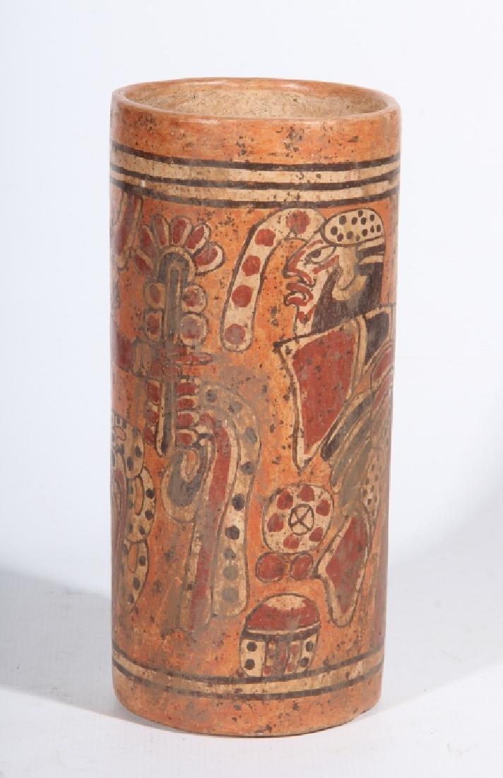 Antique Native Pottery Vessel - 2