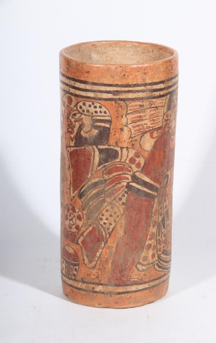 Antique Native Pottery Vessel - 3