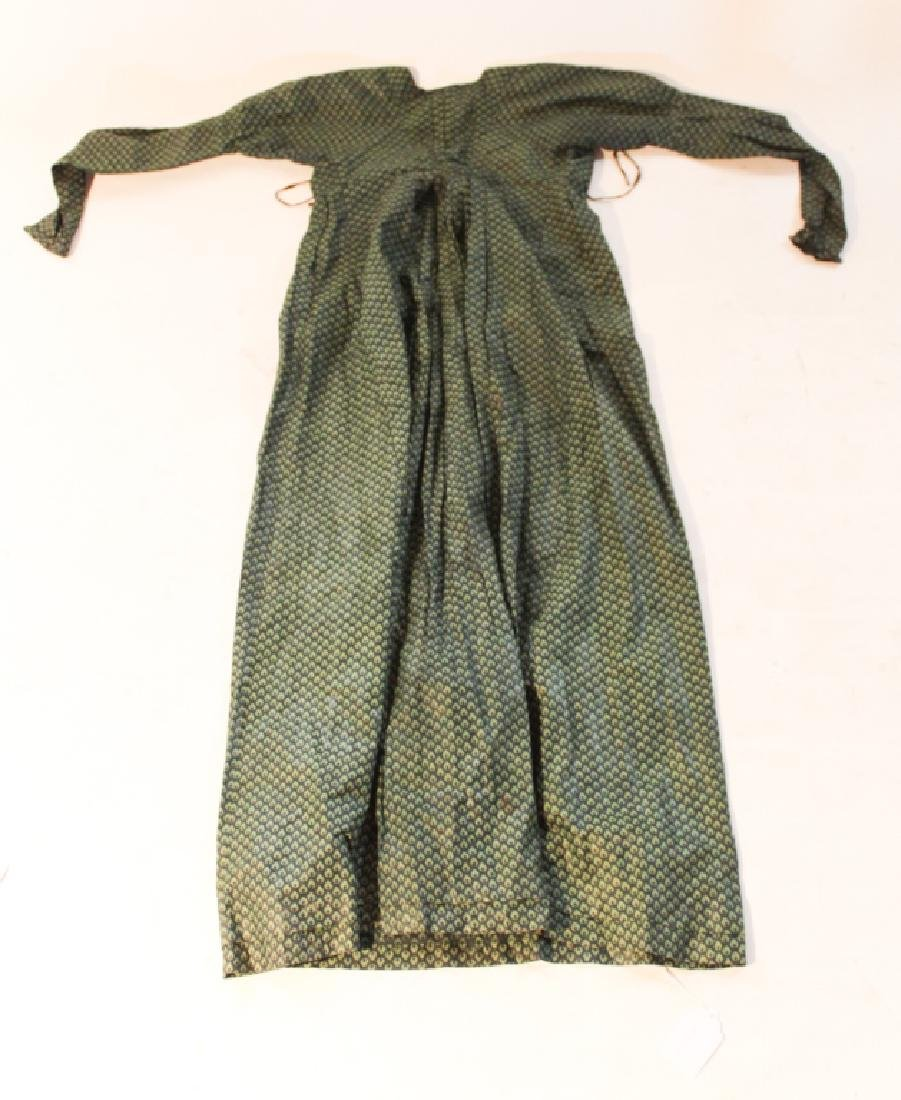 Antique Ladies Hand Made Dress