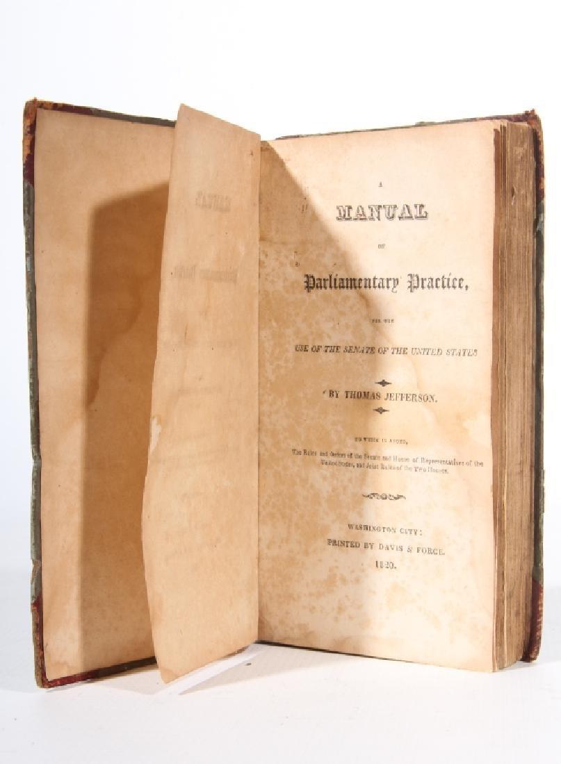 """""""Parliamentary Practice"""" by Thomas Jefferson - 2"""