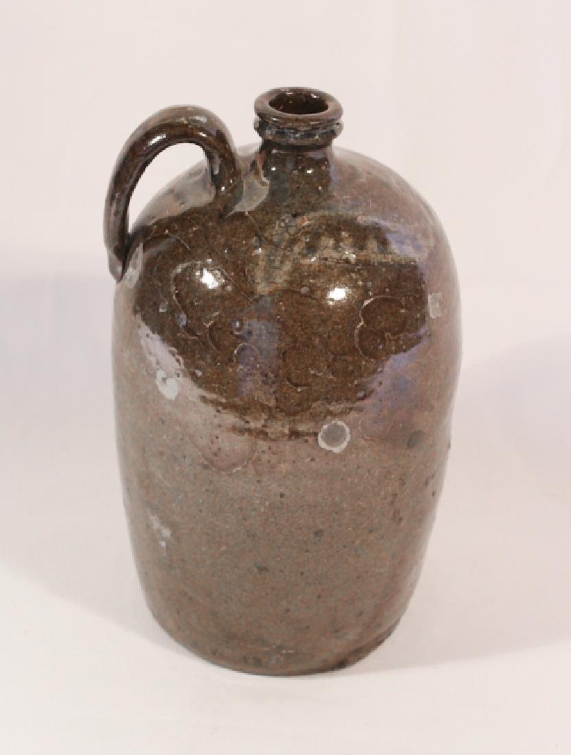 Southern Stoneware Decorated Jug - 2