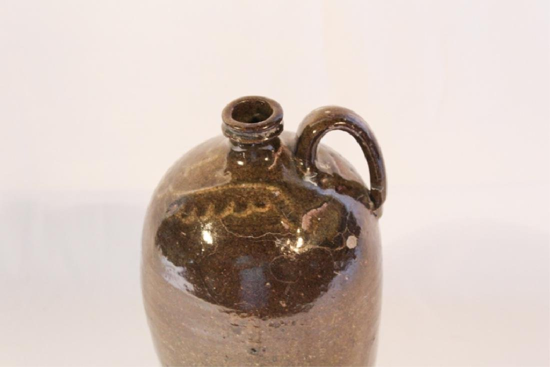Southern Stoneware Decorated Jug - 3