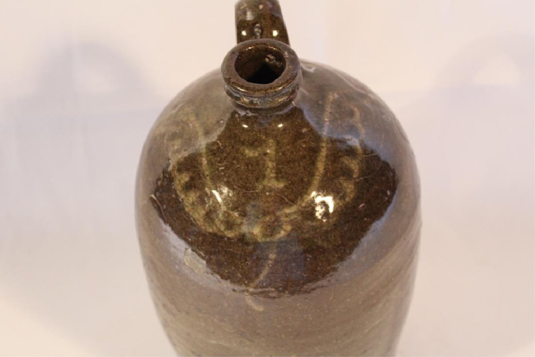 Southern Stoneware Decorated Jug - 4