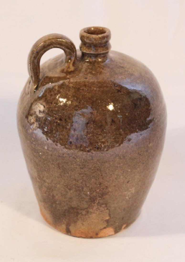 Southern Signed Stoneware Jug - 2
