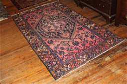Vintage Persian Tribal Carpet