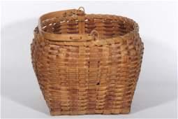 Collection Antique & Vintage Split Wood Baskets