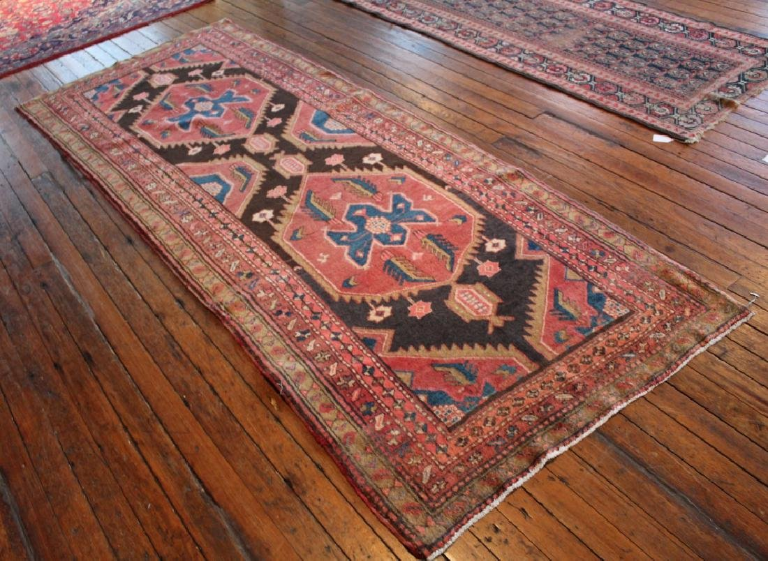 Quality Vintage North West Persian Runner Carpet