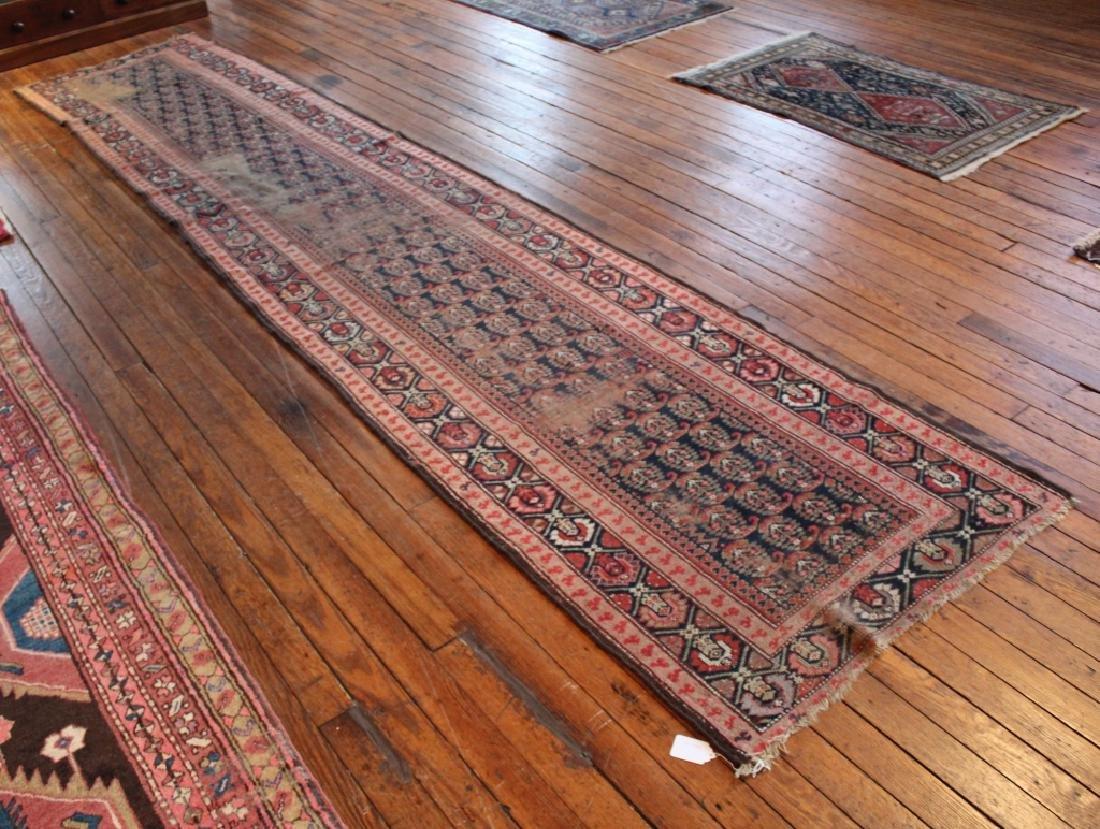 Antique Persian Runner Carpet