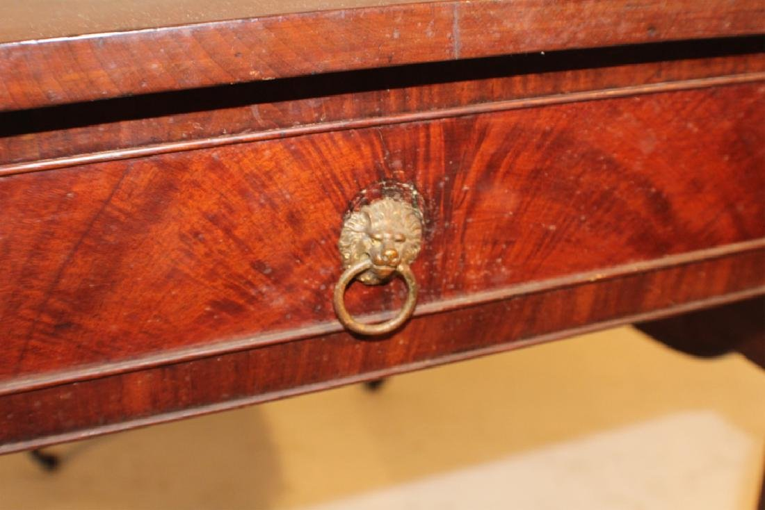Federal Mahogany Pembroke Table - 3