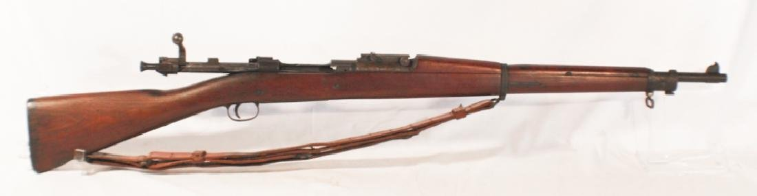 Springfield Model 1903 Military Bolt Action Rifle