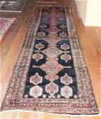 Antique Persian Tribal Runner Carpet