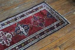 Antique Persian Tribal Carpet Runner