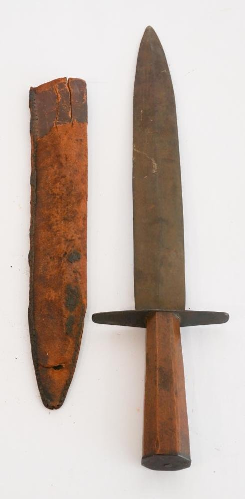 Period Civil War Era Hand Forged Bowie Knife