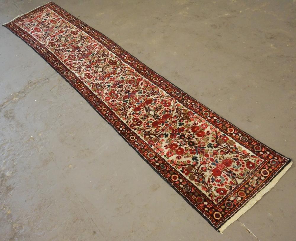 Vintage Persian Runner Carpet