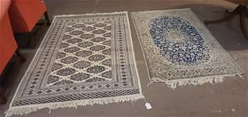 Two Vintage Persian Carpets