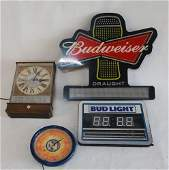 Beer Advertising Wall Pieces From Yesterdays