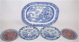 Collection Oriental Style Davenport Porcelain Piec