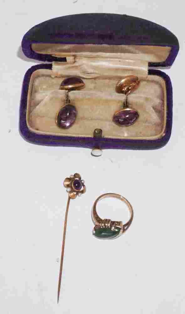 Collection Antique & Vintage Gold Jewelry