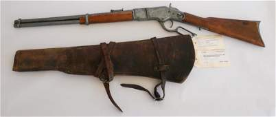 "Clint Eastwood Prop Winchester Rifle From ""Rawhide"""