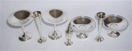 Collection Weighted Sterling Silver Table Articles