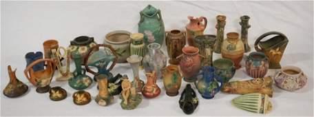 Antique & Vintage Arts & Crafts Period Pottery