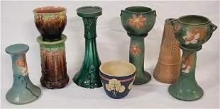 Antique & Vintage Art Pottery Jardinieres