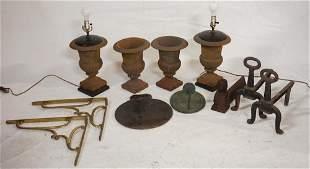 Antique & Vintage Iron & Metal Decorative Articles