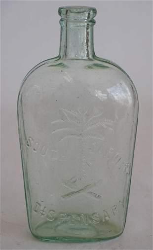 Antique South Carolina Dispensary Bottle