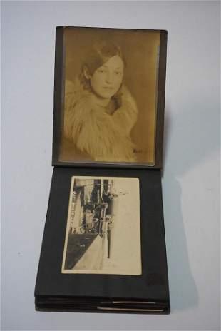 Book of World War I Era Photos & Photo Postcards