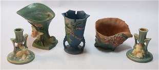 Collection Vintage Roseville Art Pottery