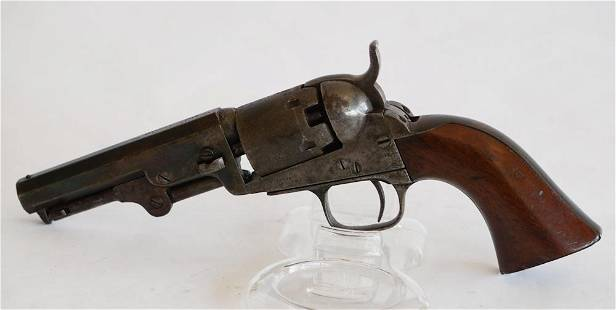 Handsome Colt model 1849 SA Percussion Revolver