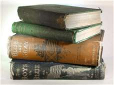 Group of four Civil War related books