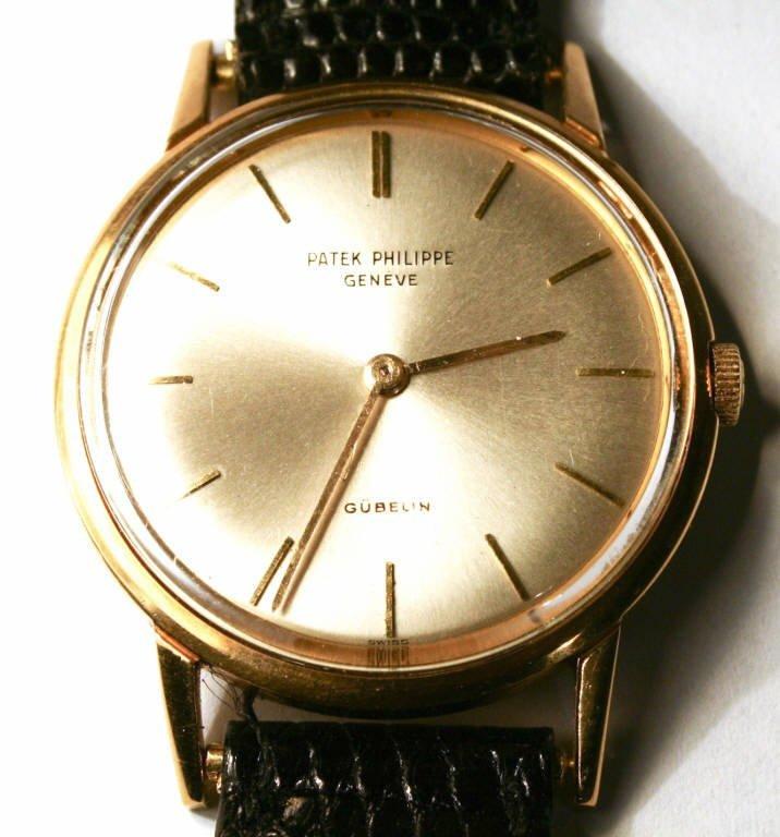 "Patek Philippe gentleman's ""Calatrava"" wristwatch"