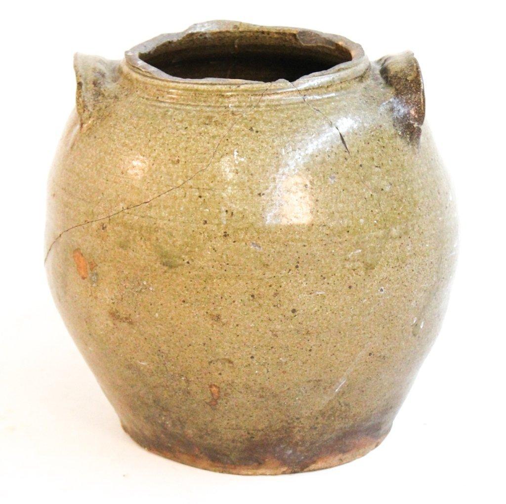 Edgefield storage jar, attributed to Dave