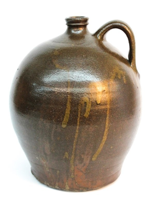 Southern Stoneware jug, attributed to Dave
