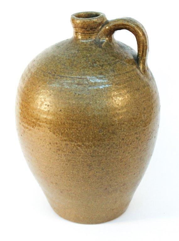 Southern stoneware North Carolina Jug