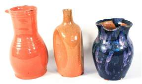 Collection of Southern Art Pottery Vessels