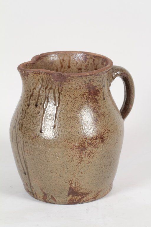 Southern Stoneware Pitcher, Upcountry, SC