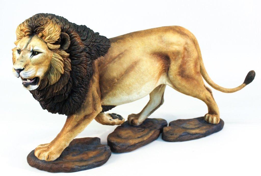 Connoisseur of Malvern Figural Porcelain Lion