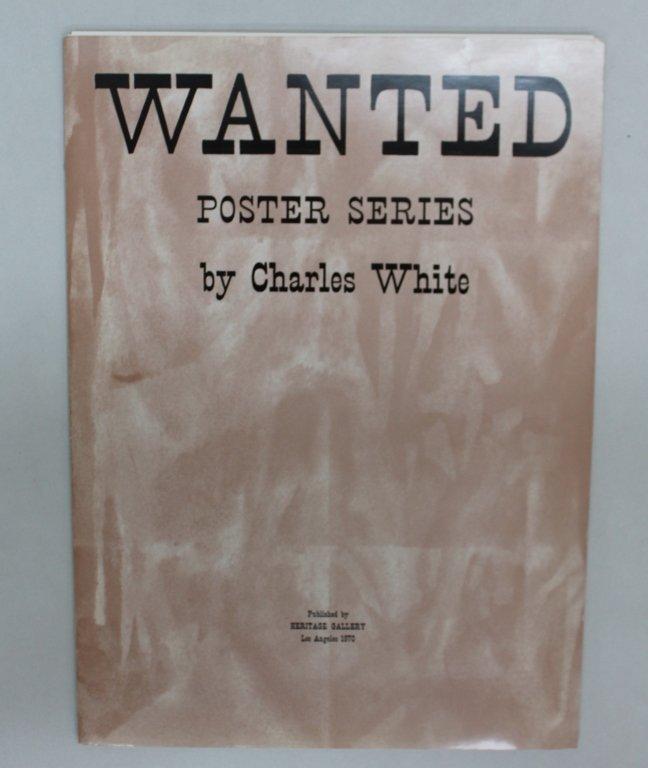 Rare Charles Wilbert White Artist Folio