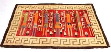 Fine Antique Native American Blanket or Rug