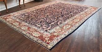 Fine Semi Antique Persian Tabriz Carpet