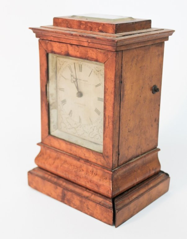 Early George III John Walker Table Clock