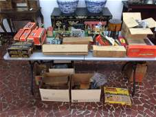 Collection of Vintage American Model Trains
