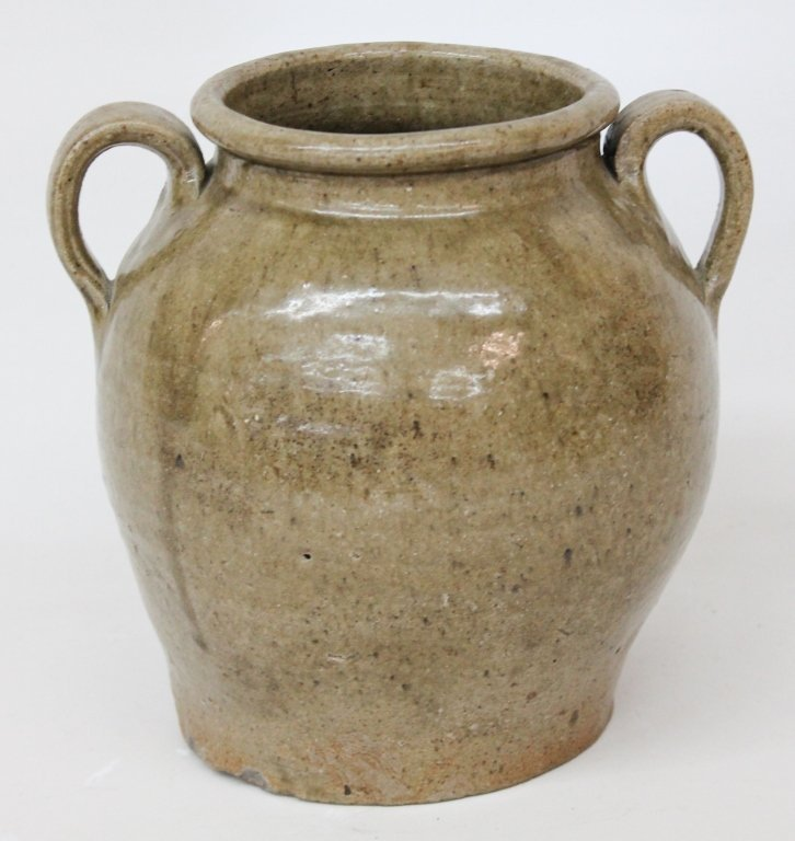 Early Edgefield Ovoid Jar