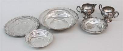 Collection American Sterling Silver Articles