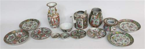 Collection Antique Chinese Export Porcelain
