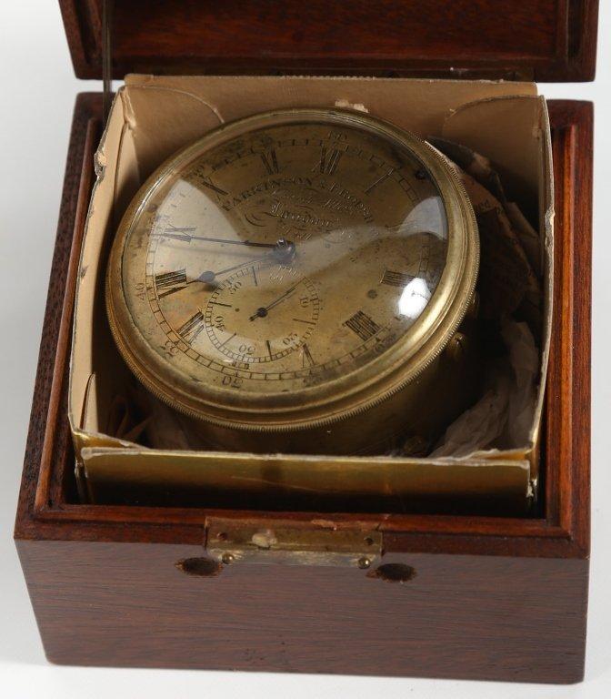 Parkinson and Frodsham Marine Chronometer - 3